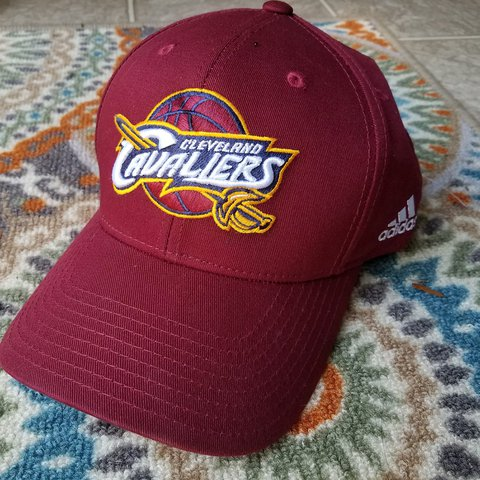 6db23551bd2 CLEVELAND CAVALIERS ADIDAS BALLCAP HAT One size fits fall I - Depop