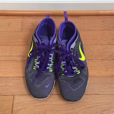 premium selection 16df7 f7d05  wendywg. 2 months ago. Chantilly, United States. nike free 5.0 tr fit 4 in dark  raisin hyper grape purple steel ...