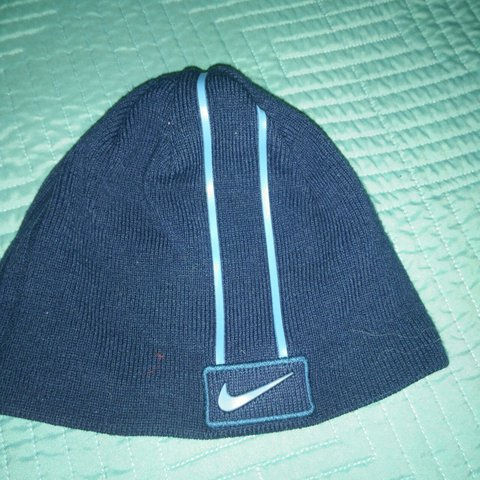 88a89d3e @sunshine4u. last year. Springfield, Greene County, United States. NIKE  winter beanie hat