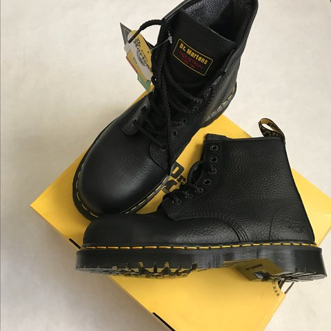 631fbf12dec @alexgoods. 2 years ago. Anaheim, United States. Brand new doc martens  steal toe. Cool for work or to rock ...