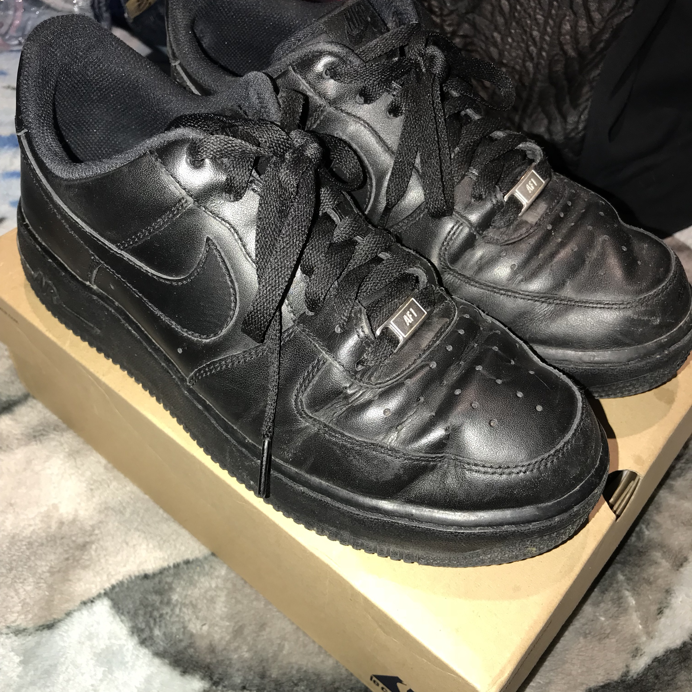sort air force 1 crease review 3ae2f f1e21