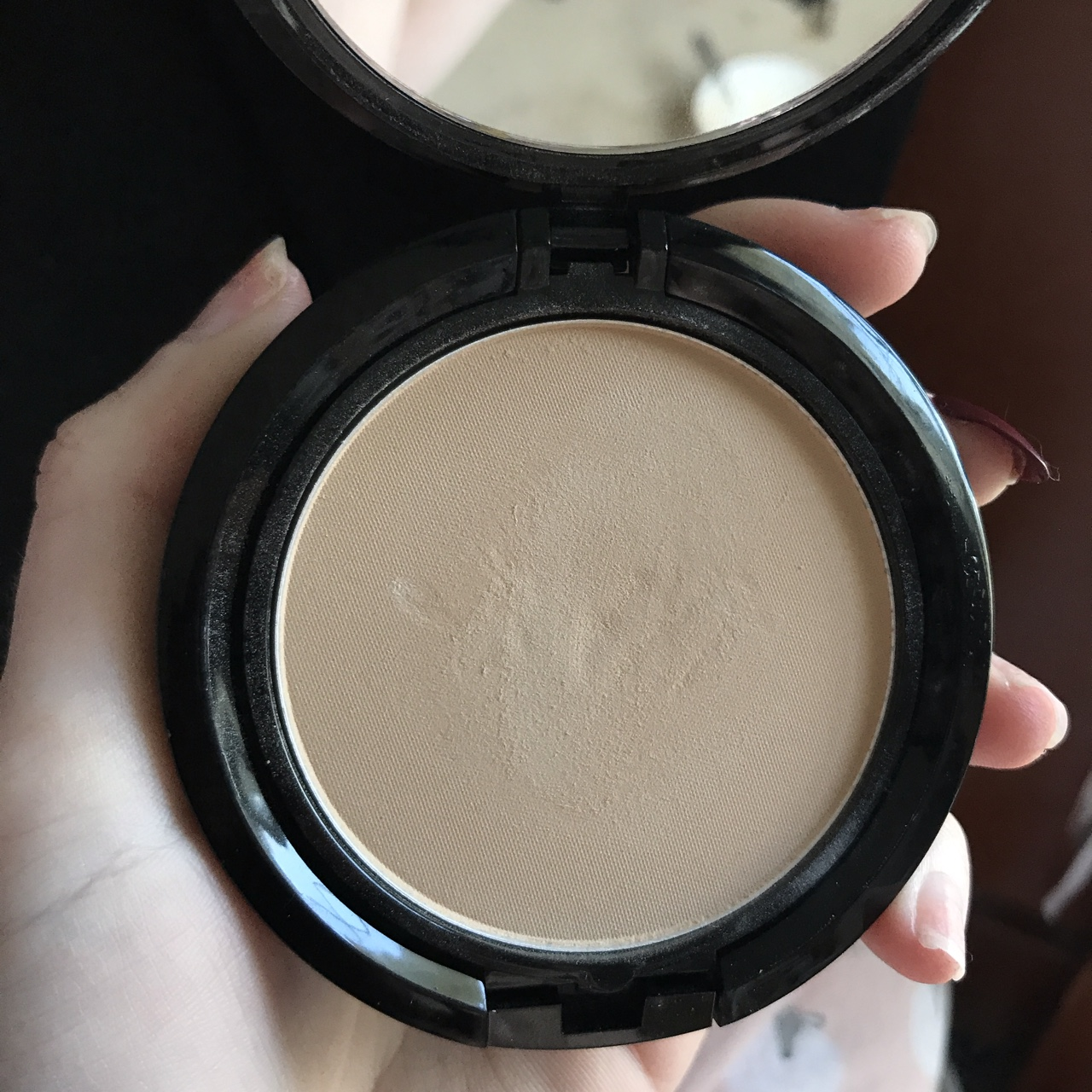 Nyx Stay Matte But Not Flat Powder Foundation Ins 02 Depop