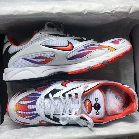44c542b501998 PRICE DROP!! Supreme x Nike Air Zoom Streak Spectrum Plus. + - Depop