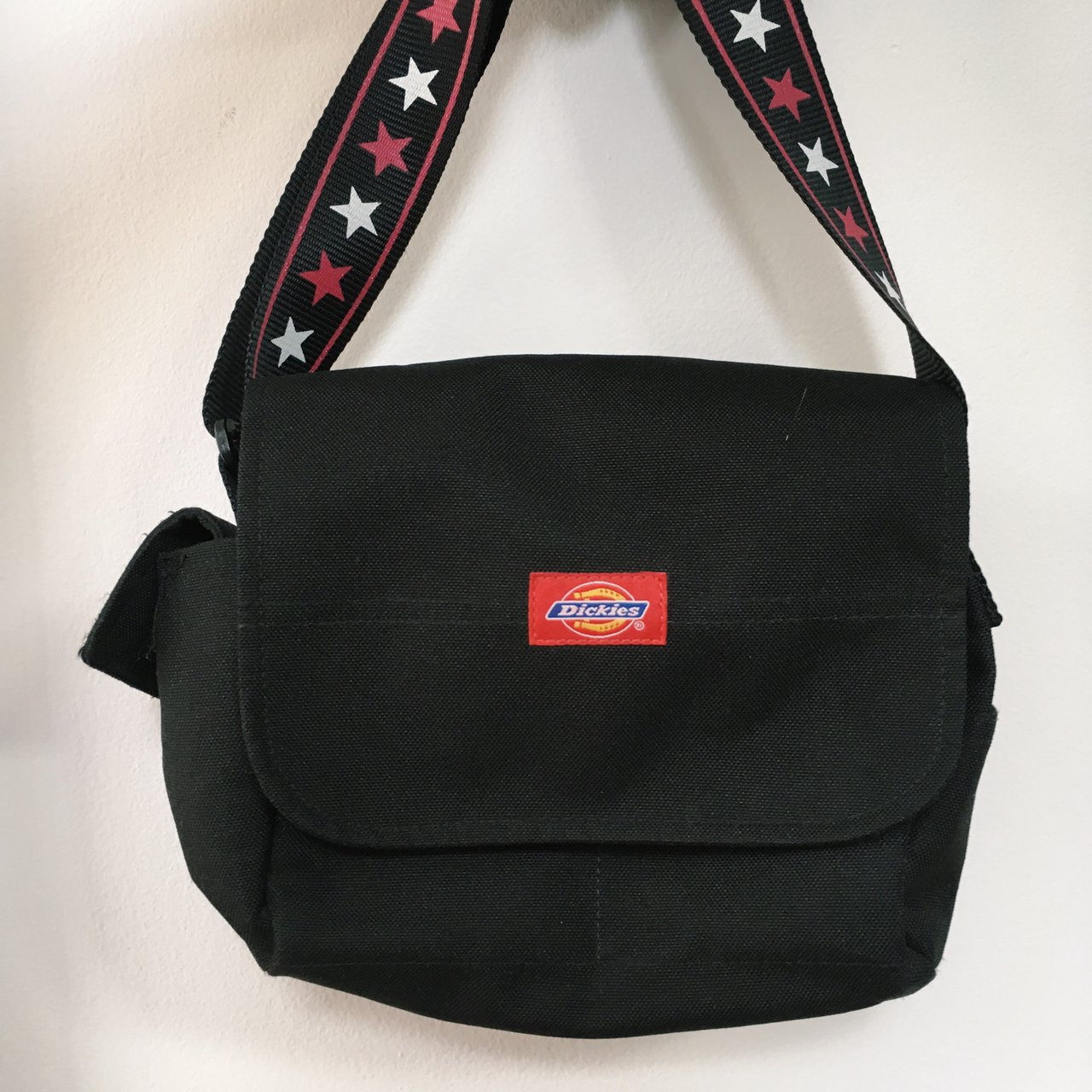 DICKIES PURSE fuucking incredible dickies brand black canvas - Depop c767f3615baa7