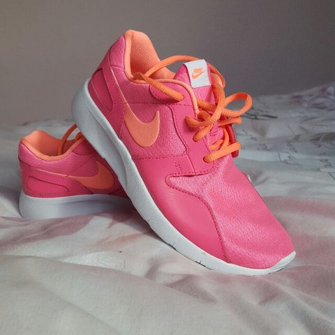 c8898105240c0 New Nike Roshe Run Trainers...impulse buy saying I was going - Depop