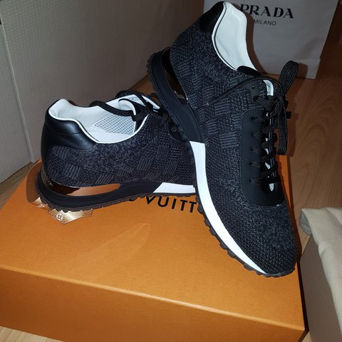32a51ed2f @fritzl98. 2 years ago. Liverpool, UK. Mens Louis Vuitton Runaway Sneaker  Brand New Never Been Worn ...