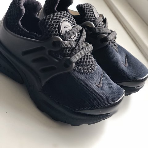 75f09074794b NOW SELLING FOR £25  Selling brand new nike presto trainers - Depop