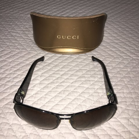 9b4ef83843a Purchased from Nordstrom! Great Gucci on Poshmark  Brown a - Depop