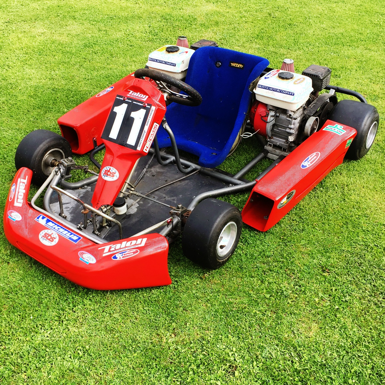Go-kart customised This client came to us with a    - Depop