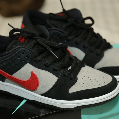 reputable site da59f 62860  anthonyphoto. 10 months ago. Houston, United States. Nike Sb Dunk Low  P-rod  Primitive. Beautiful dunk color inspired by one Paul Rodriguez s 1st  pro ...