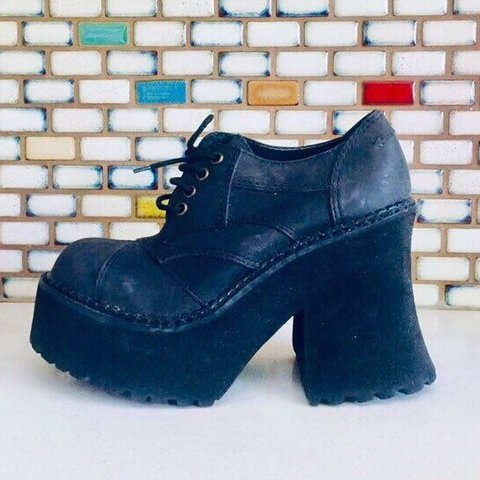 90s Platform Shoes ✓ Shoes Collections