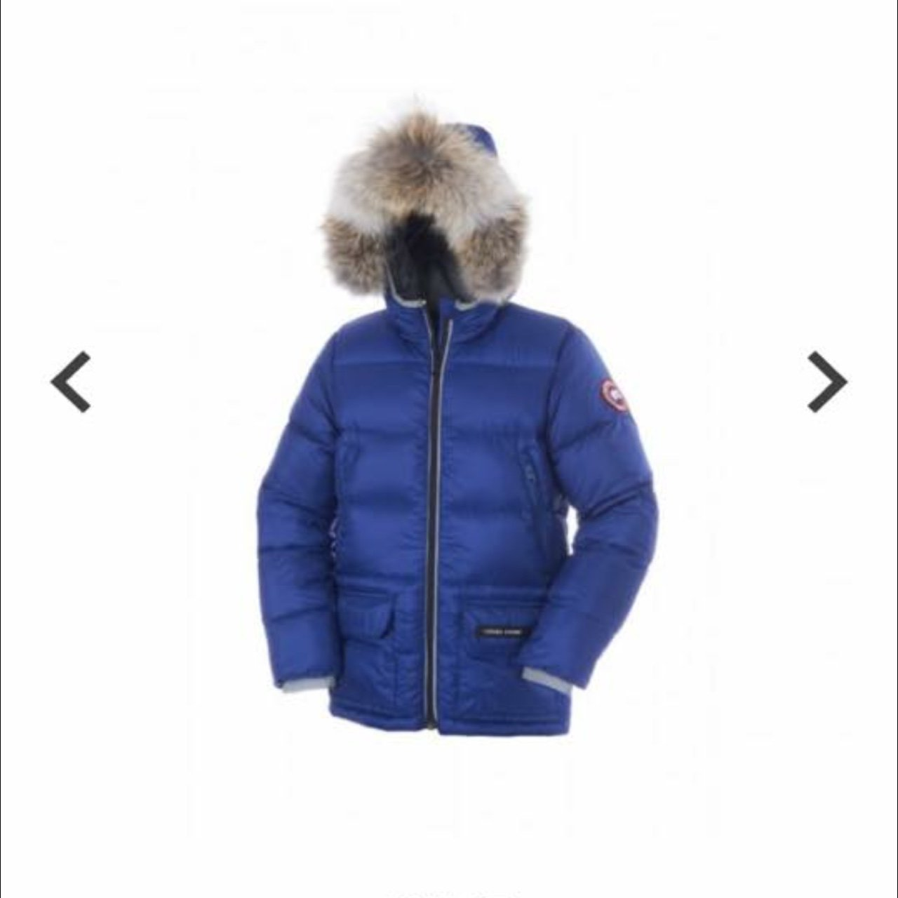 Junior unisex Canada goose coat ages 14-16 but is small . 6 - Depop cbaaecabb4b3