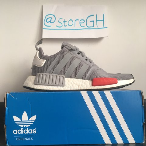 c8f7bb00fa89 ❗️Adidas NMD R1  Moscow  UK 5 ❗️8 10 Cond
