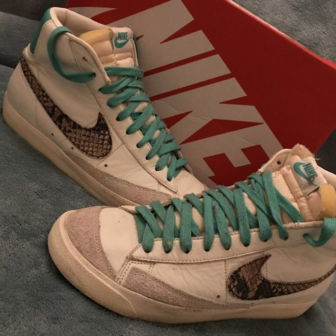 wholesale dealer c93f0 1454b craigjames1908. 7 months ago. Warrington, United Kingdom. Nike Blazer Mid  77 Premium ...