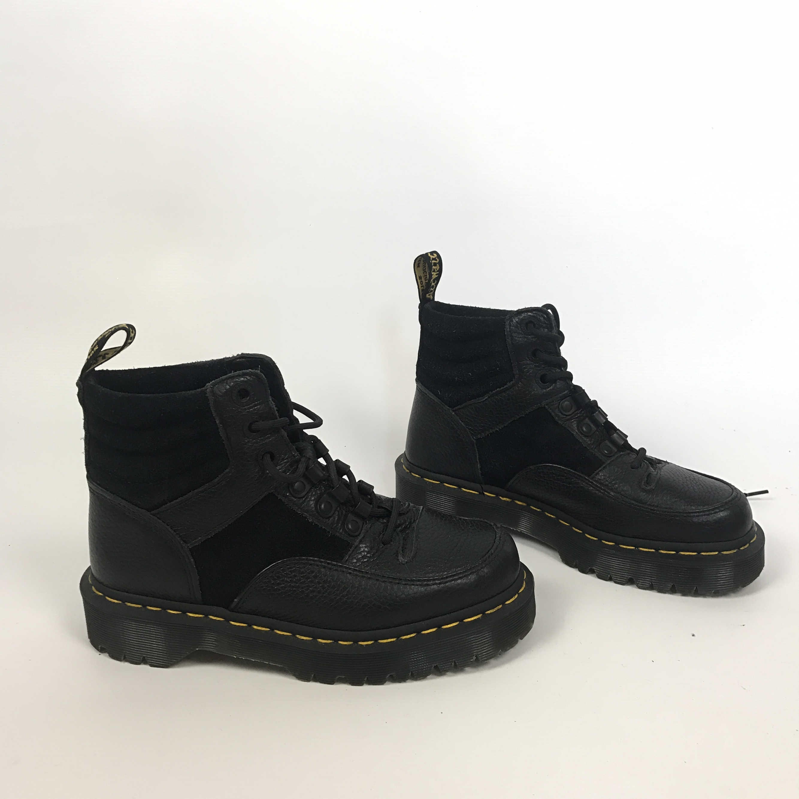 many choices of factory price 2018 shoes Dr martens DM ZUMA black suede/leather size 4,... - Depop