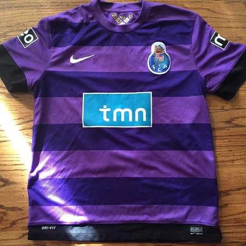 the latest c9193 4571e FC Porto soccer jersey nike jersey Striped shirt... - Depop
