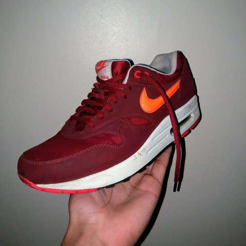 Air Max 1 Team Red Atomic Red Camo - Musée des impressionnismes Giverny 4f9132926f8a