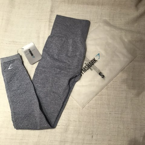 8defebe255743 @lmcfegan. 6 months ago. Liverpool, United Kingdom. Gymshark Vital Seamless  Leggings, Steel Blue Marl ...
