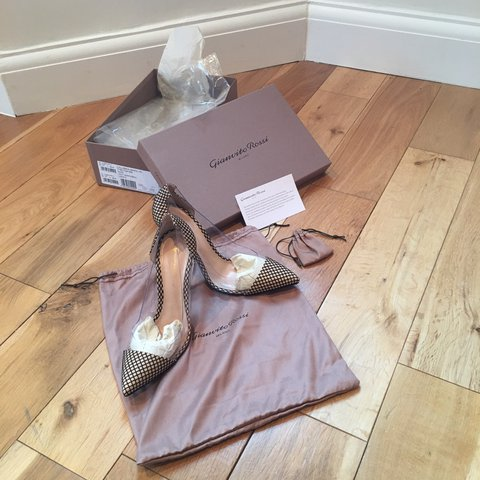 4acd3691acd Authentic Gianvito Rossi Milano CALABRIA MARILYN from SS16 4 - Depop