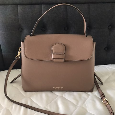 b669e7cc82f @nougattie. 6 months ago. Los Angeles, United States. Burberry Derby  Leather House Check Medium Camberley Tote ...