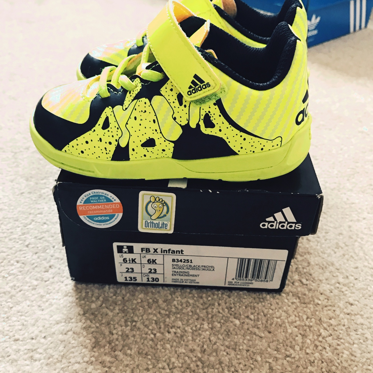 infant football shoes