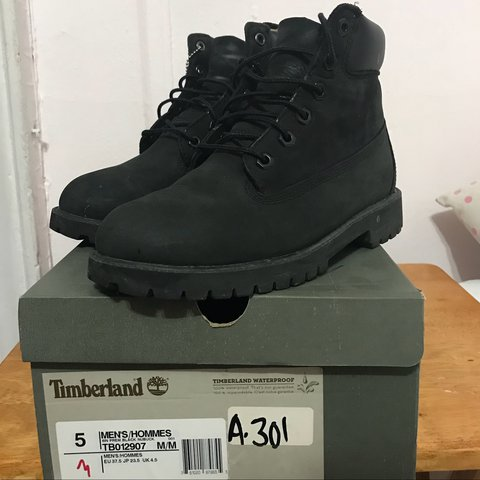 finest selection 8d857 ecd0f  jayjaybabe. 2 years ago. Kings County, United States. Mens black  TIMBERLAND boots ...