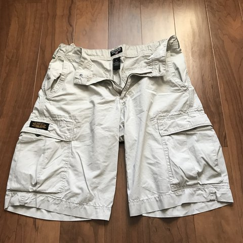 31c47563ba @copmystvff. 10 months ago. Hillsboro, United States. Vintage Military  Surplus Polo Sport Cargo Shorts. Tagged ...