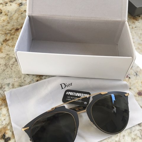 12589bd8bfd Dior Reflected PRE70 sunglasses    BRAND NEW WITH TAGS FOR - Depop