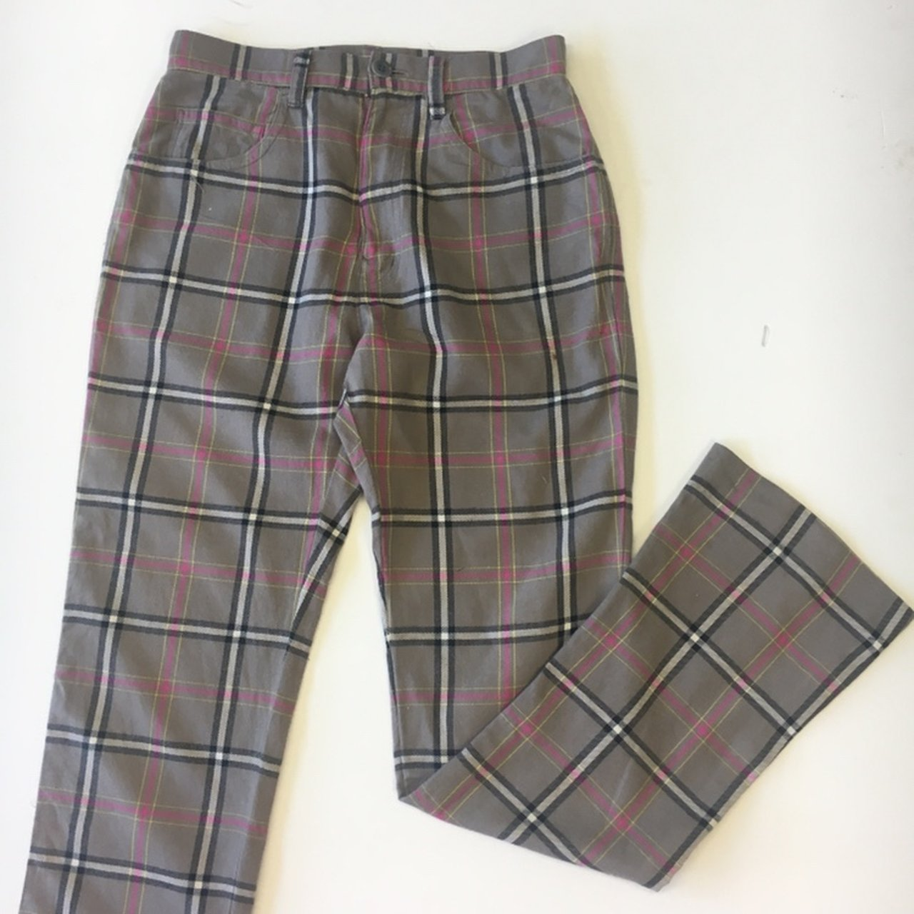 eefd37a0630 Super hip  90s  vintage  hystericglamour  plaid but good is - Depop