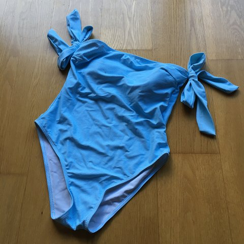 aea537ff21 Gorgeous striped #swimwear from Shein. It's small on me, so - Depop