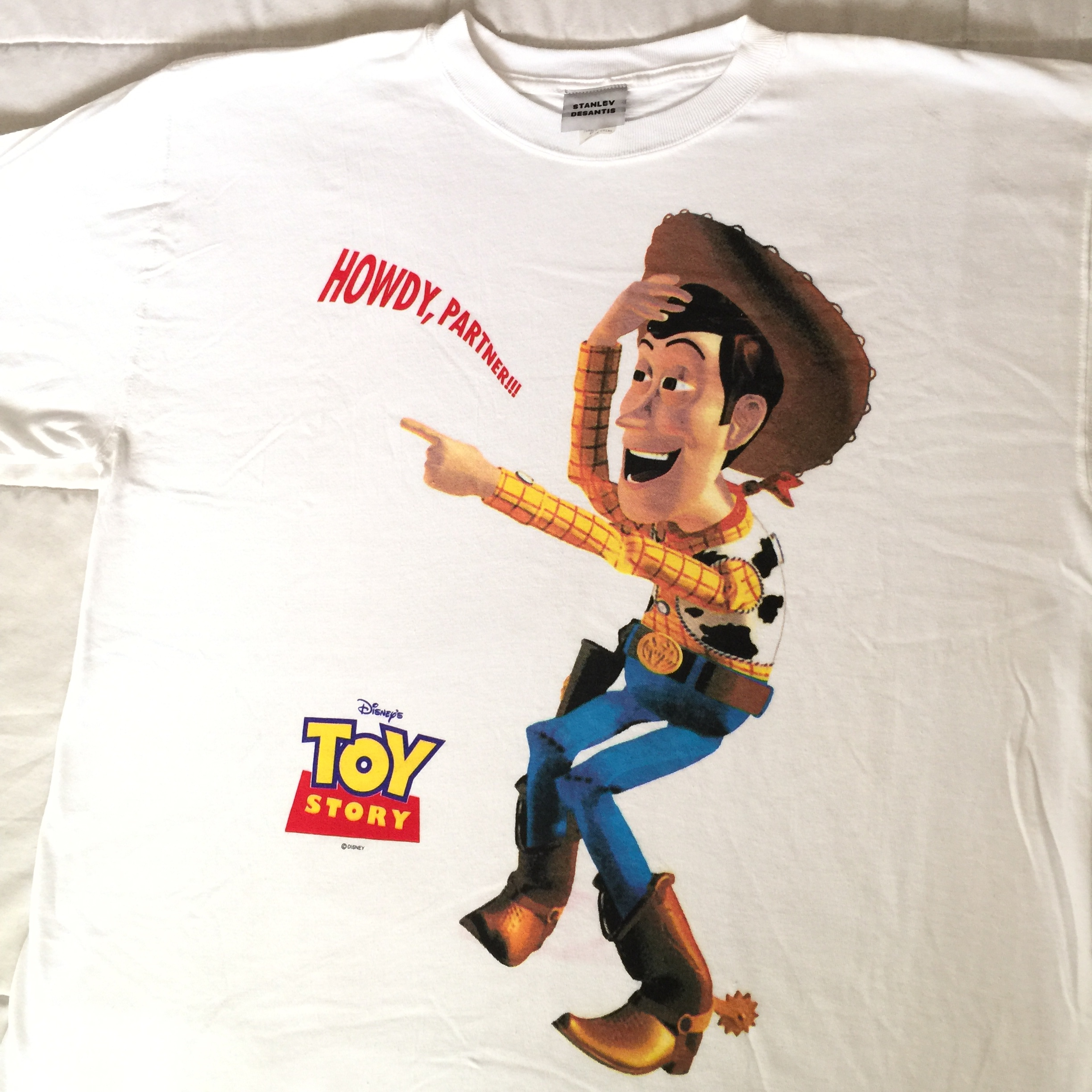 toy story vintage shirt