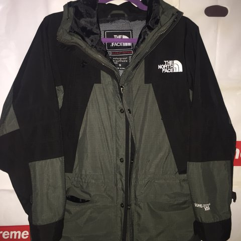... get the north face summit series jacket size small condition on depop  3b31b b3e44 a3993f61f
