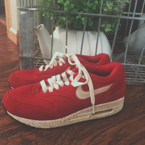 the best attitude 8a61c b57de Red Nike air max. Great- 0