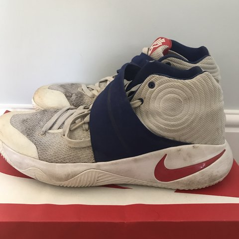 c5a478d2c38b Nike Kyrie 2 USA basketball shoes