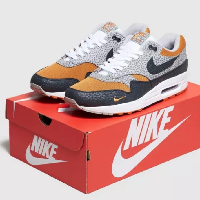 Nike Air Max 1 Safari Size? Exclusive PID: Depop