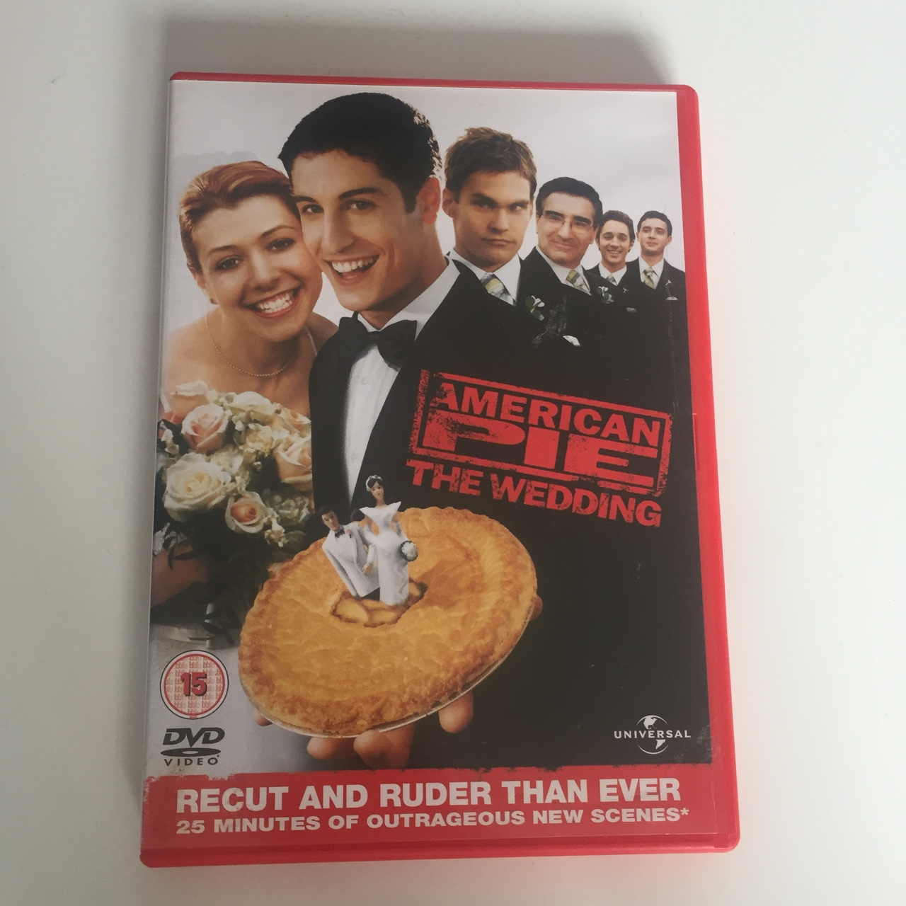 American Pie Band Camp Scene american pie the wedding dvd • also selling - depop