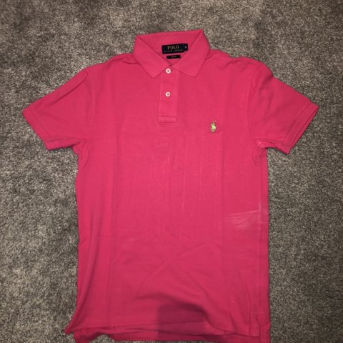 bb4d1a128 @gianpag. 2 months ago. London, United Kingdom. Men's Ralph Lauren polo  shirt. Size: Small (Slim Fit) Great condition