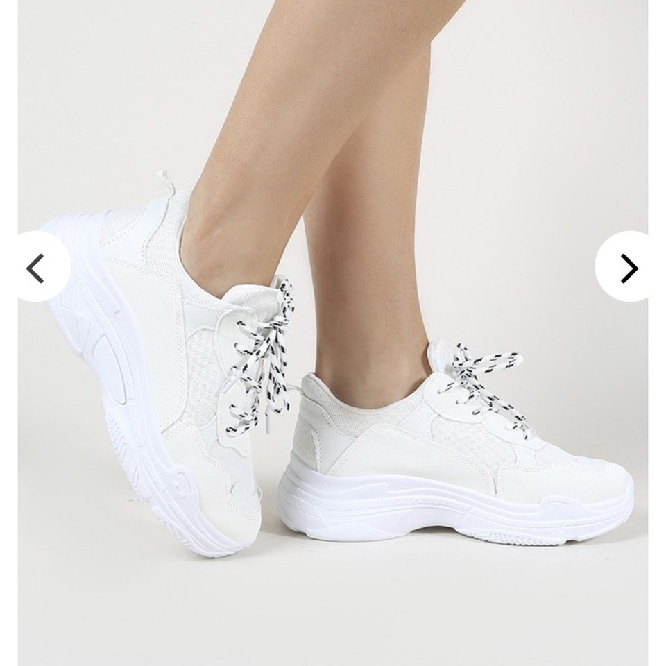 Public Desire Fiyah Chunky trainers