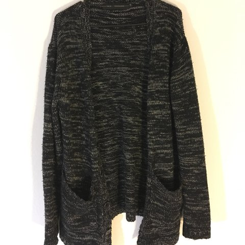 This oversized cardigan is perfection but too big for me. to - Depop 8b872f0dd