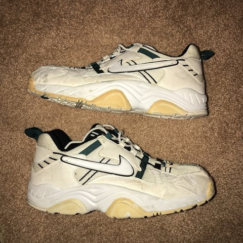 newest 631c0 f04ca  aaronp11. 11 months ago. Middleboro, United States. Vintage Nike Air Edge