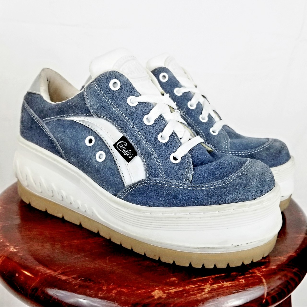CHUNKY PLATFORM SNEAKERS . Size