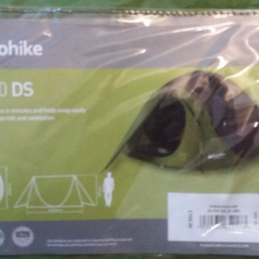 differently c1304 77baf Eurohike pop 400 DS tent. Only put up once to see... - Depop