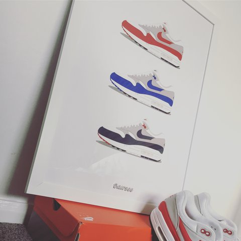 wholesale dealer 9b5e8 269e1  bawseeprints. last year. Newcastle Upon Tyne, United Kingdom. A2 Air Max 1  OG poster ...