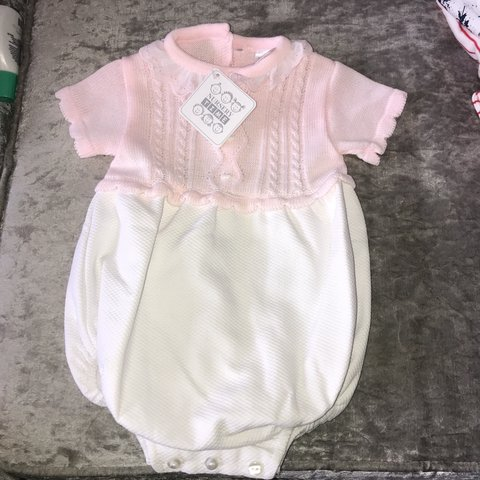 The Best Baby Girl Spanish Romper3 Months High Quality Baby
