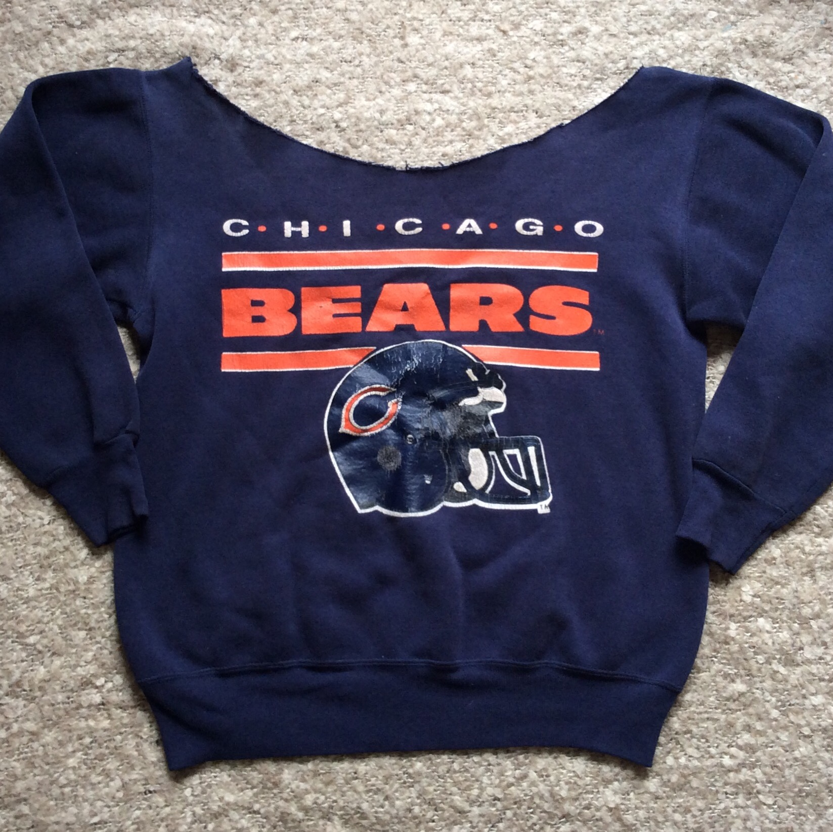new styles 4ad6a 9f371 🏈 NFL Chicago Bears Jersey 🏈 Football sweater -... - Depop