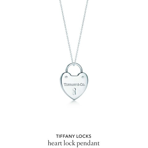 5dc6774cb @paige_powell99. 6 days ago. Pasadena, United States. Authentic Tiffany and  co. Heart lock pendant. Heart lock pendant in sterling silver ...