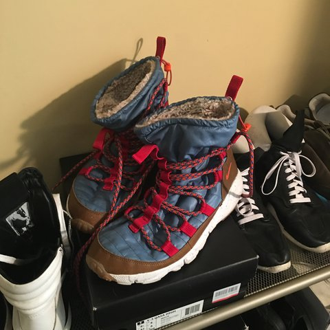 Size 5 Sneakerboot Sp Route Depop 8 Nike Footscape wCPqWRp