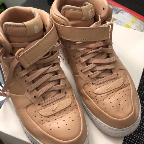 low priced 9b70d 33890  tommyhuynh. 8 months ago. Riverside, United States. Nike Lab Air Force 1  Vachetta Tan Size 9