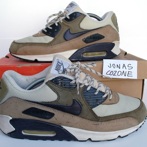 Nike Air Max 90 Miller Pack 2004 Size Us10 Uk9 But Good 1