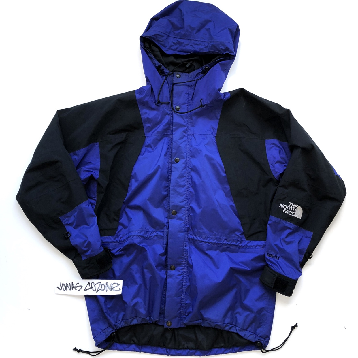 3a44f2bae Vintage 1990s The North Face mountain light gore-tex... - Depop